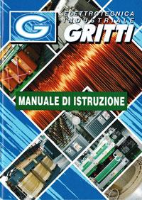Nuovo 2016 manuale-istruzioni Gritti Elettrotecnica