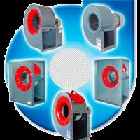 Ventilatori centrifughi bassa pressione