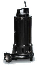 GRN 2 poli - Girante con sistema di triturazione