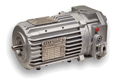 Serie F alluminio - motori deflagranti gritti elettrotecnica